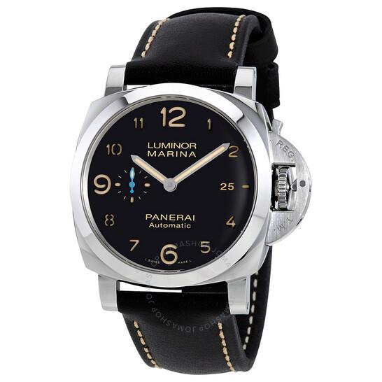 Panerai Luminor 1950 Automatic Black Dial Men's Watch PAM01359 | Joma Shop