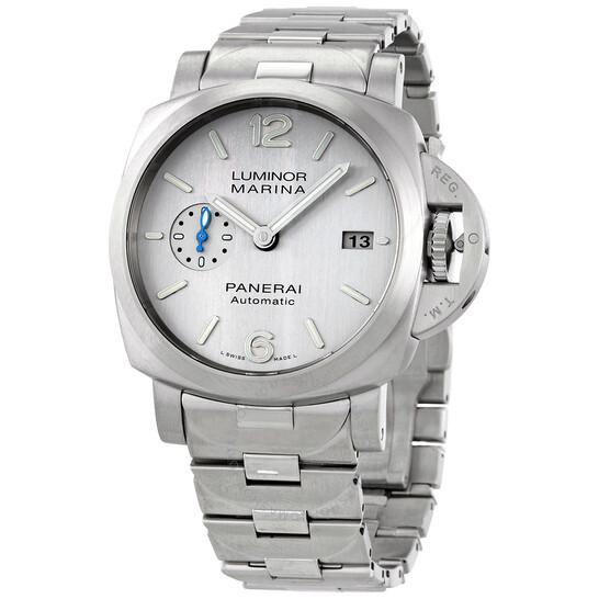 Panerai Luminor 1950 Automatic Silver Dial Men's 42 mm Watch PAM00977 | Joma Shop
