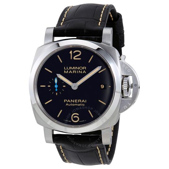 Panerai Luminor Marina 1950 Automatic Black Dial Men's Watch PAM01392 | Joma Shop