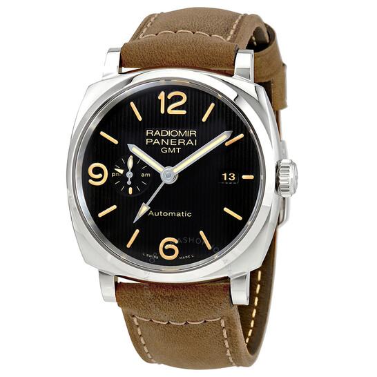 Panerai Radiomir 1940 GMT Automatic Men's Watch PAM00657   Joma Shop