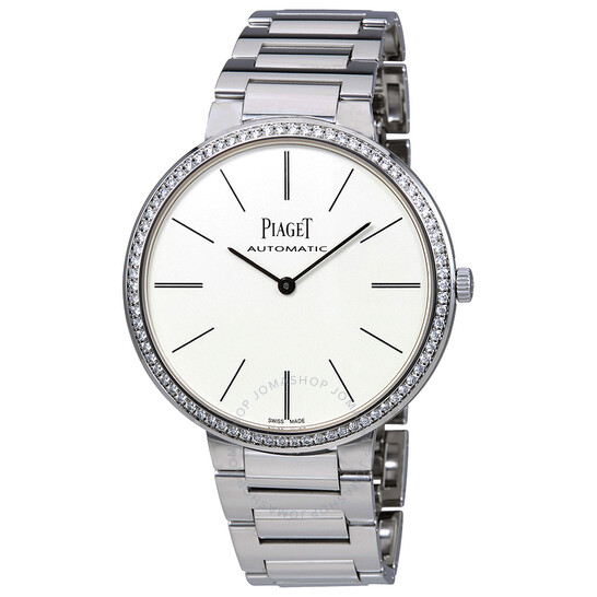 Piaget Altiplano White Dial Automatic Ladies Watch G0A40112   Joma Shop