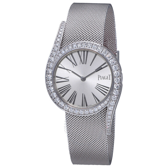 Piaget Limelight Gala Ladies 18 Carat White Gold Watch G0A41212 | Joma Shop