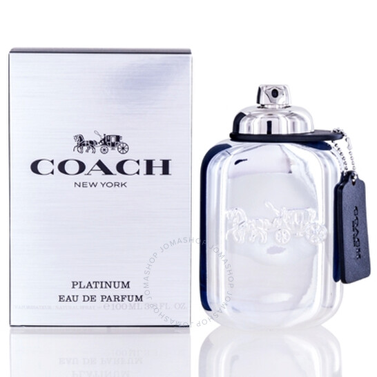 Platinum / Coach EDP Spray 3.3 oz (100 ml) (m)
