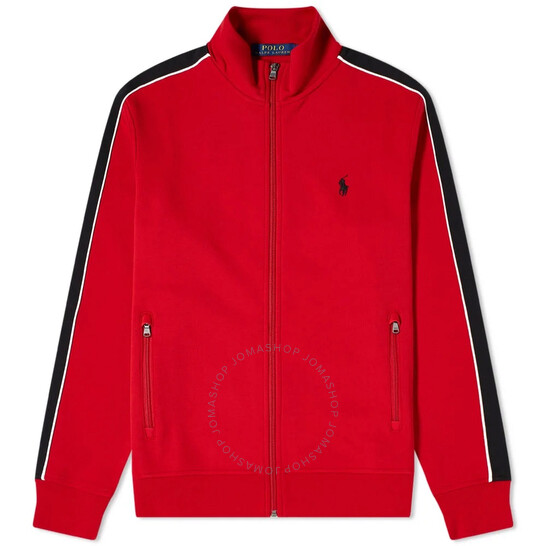 Polo Ralph Lauren Men's Red Chinese New Year Striped Track Jacket, Brand Size Small | Joma Shop