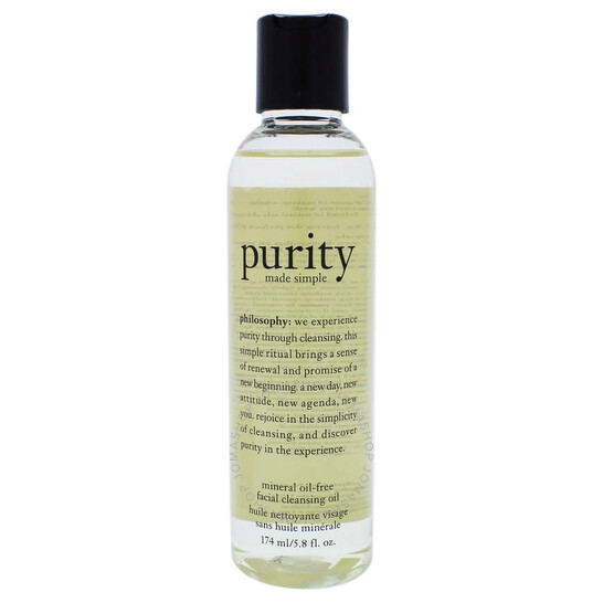 Philosophy Purity Made Simple Mineral