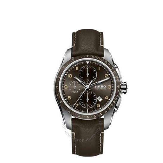 Rado Hyperchrome Chronograph Automatic Brown Dial Men's Watch R32042305 | Joma Shop