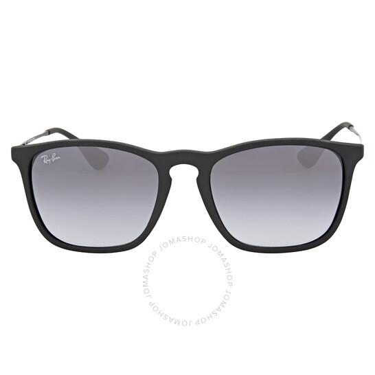 Ray Ban Chris Grey Gradient Sunglasses Rb4187 622 8g 54 Rb4187 622 8g 54 Ray Ban Chris Jomashop