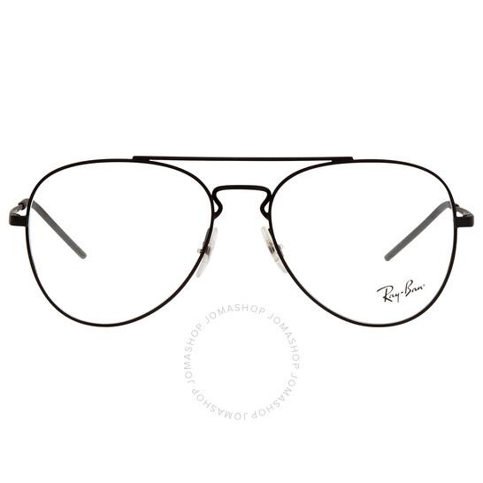 Ray-Ban Demo Aviator Unisex Eyeglasses (0RX6413 3044 56)