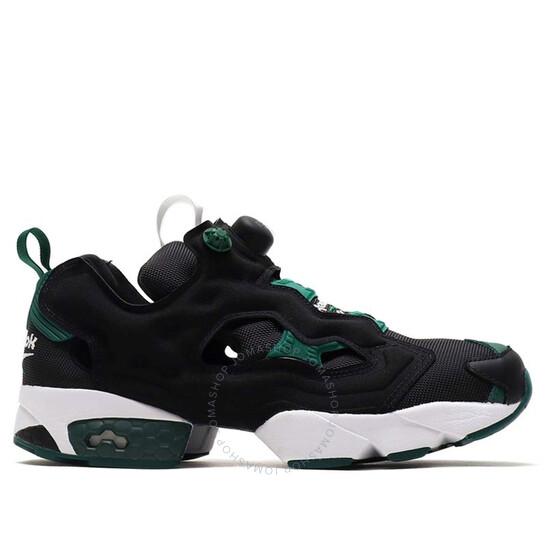 Reebok Insta Pump Fury OG Black Green, Brand Size 3 | Joma Shop