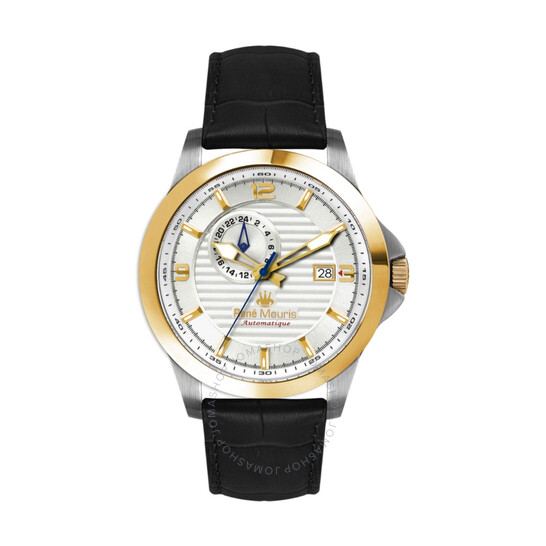 Rene Mouris Cygnus Automatic White Dial Men's Watch 70103RM5   Joma Shop