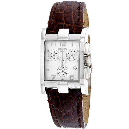 Roberto Bianci Cassandra Chronograph Quartz White Dial Ladies Watch RB90360 | Joma Shop