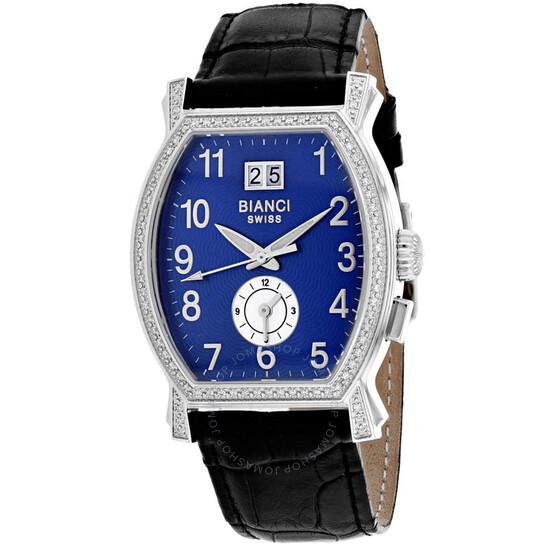 Roberto Bianci Medellin Blue Dial Ladies Watch RB18600   Joma Shop