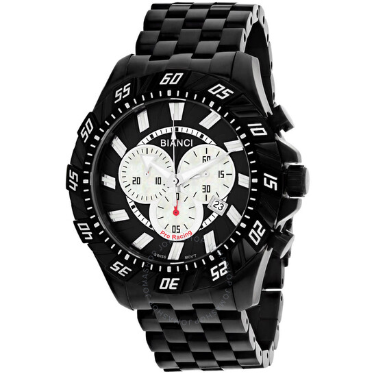 Roberto Bianci Valentino Black Dial Men's Watch RB70604   Joma Shop