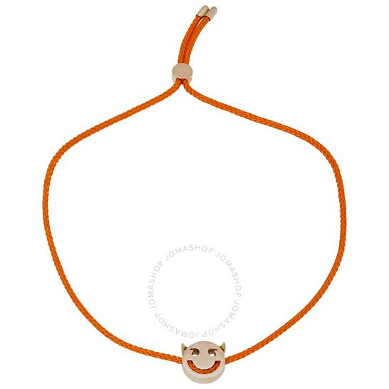Ruifier Ladies Orange Wicked Sterling Silver Bracelet   Joma Shop