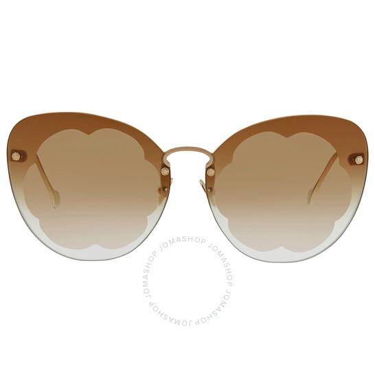 Salvatore Ferragamo Sf178s Fiore Sunglasses 730 Sf178sfiore73063 Sunglasses Jomashop
