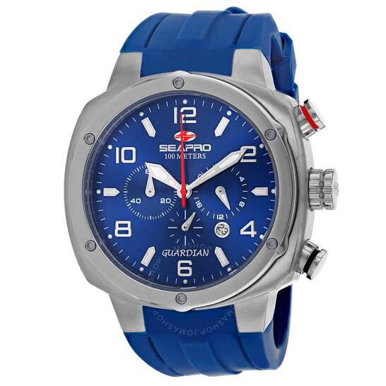 Seapro Guardian Blue Dial Men's Watch SP3343 | Joma Shop
