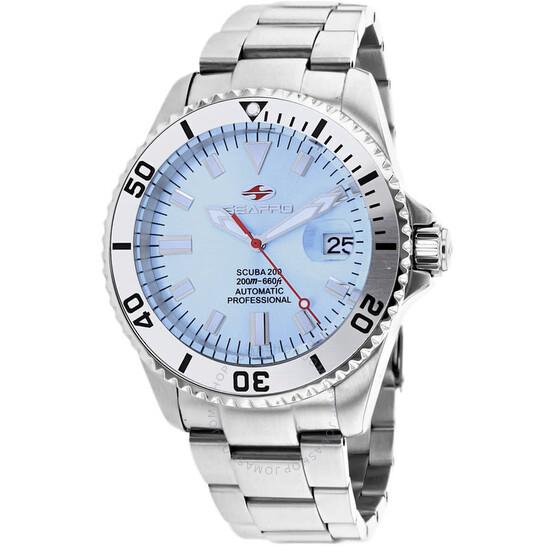 Seapro Scuba 200 Automatic Blue Dial Men's Watch SP4317 | Joma Shop