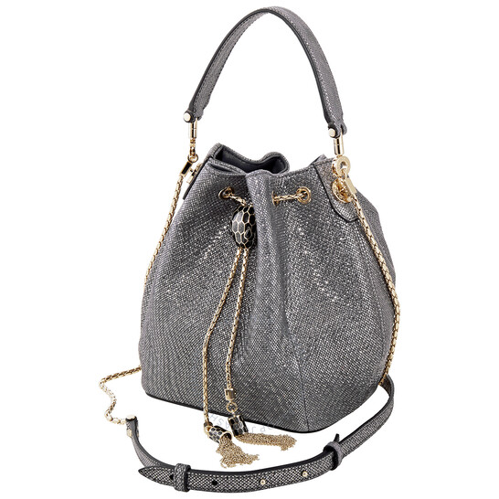 Bvlgari Serpenti Forever Bucket Bag