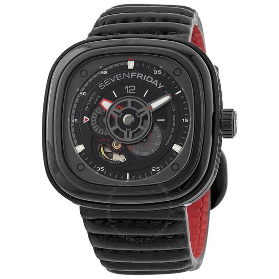Sevenfriday P3C/2L Racer III P Series Men's Watch
