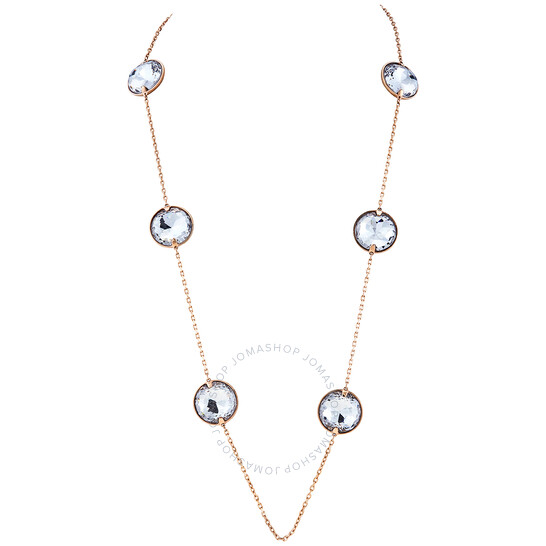 Swarovski Americas collection Ladies Rose Gold Plated Necklace | Joma Shop