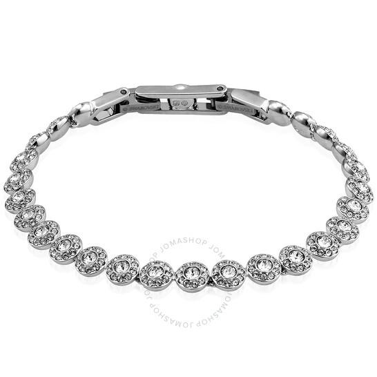 Swarovski Angelic Rhodium- Plated Bracelet   Joma Shop