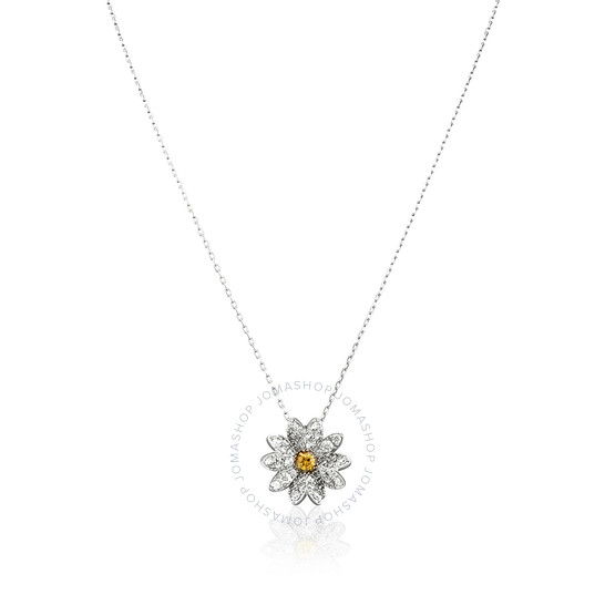 Swarovski Eternal Flower Pendant | Joma Shop