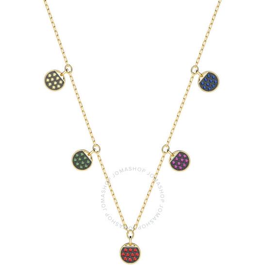Swarovski Ginger Choker Gold-Tone Necklace | Joma Shop