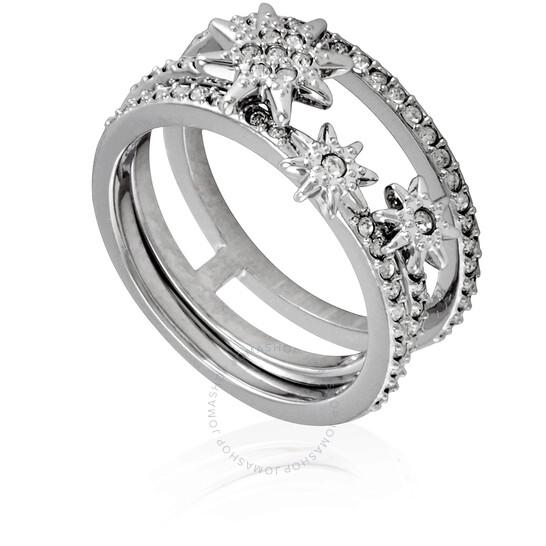 Swarovski Ladies Fizzy Ring Set Size 55   Joma Shop