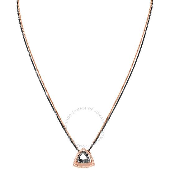 Swarovski Lovesome Traingle Necklace   Joma Shop