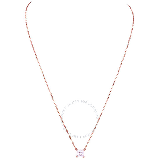 Swarovski Rose Gold tone-Plated Attract Necklace   Joma Shop