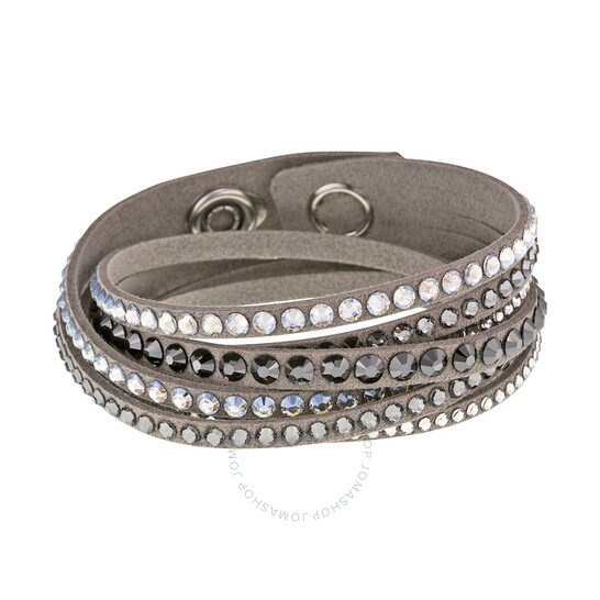 Swarovski Slake Deluxe Gray Bracelet 5021033 | Joma Shop