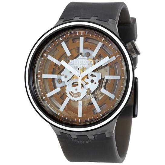 Swatch Light Taste Quartz Men's Watch SO27B114   Joma Shop