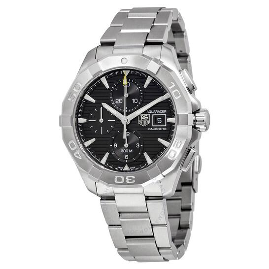 Tag Heuer Aquaracer Chronograph Automatic Men's Watch CAY2110.BA0927 | Joma Shop
