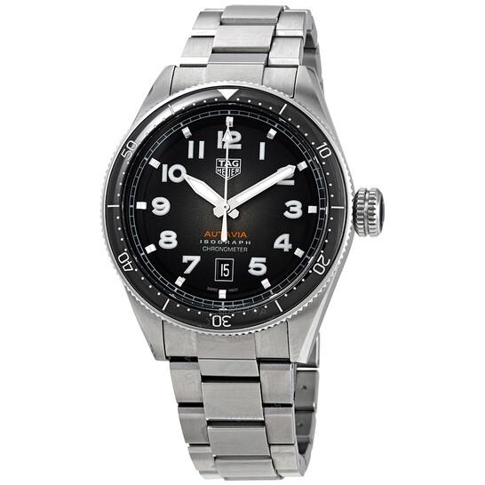 Tag Heuer Autavia Isograph Automatic Chronometer Men's Watch WBE5110.EB0173   Joma Shop