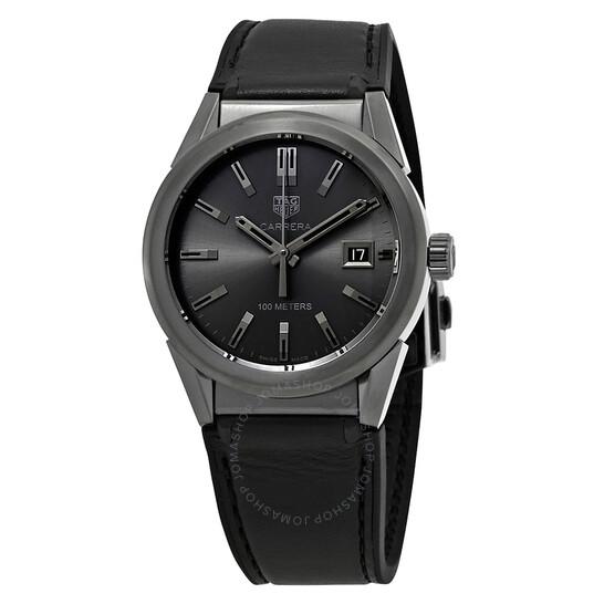 Tag Heuer Carrera Black Dial Ladies Watch WBG1313FT6117   Joma Shop