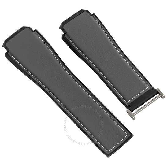 Tag Heuer Connected 45 Leather and Rubber Watch Band 1FT6104V | Joma Shop