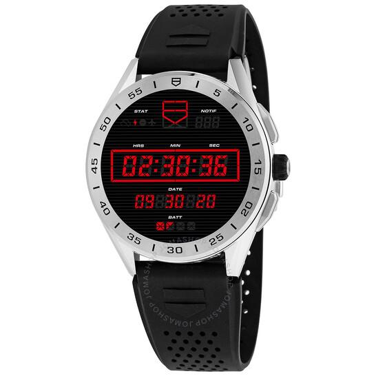 Tag Heuer Connected Chronograph Quartz Men's Watch SBG8A12.BT6219   Joma Shop