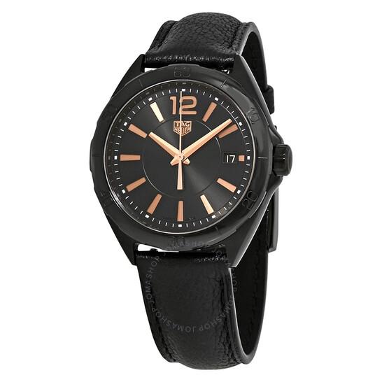Tag Heuer Formula 1 Black Dial Ladies Watch WBJ1314.FC8230   Joma Shop