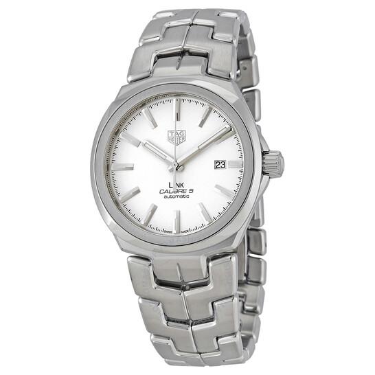 Tag Heuer Link Automatic Men's Watch WBC2111.BA0603 | Joma Shop