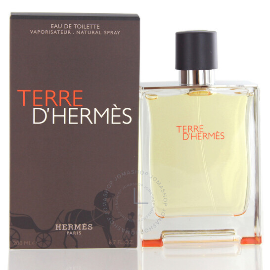 Hermes Terre DHermes by Hermes EDT Spray 6.7 oz (m) (200 ml) | Joma Shop