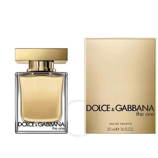 Dolce & Gabbana The One / Dolce & Gabbana EDT Spray 1.7 oz (50 ml) (w) | Joma Shop