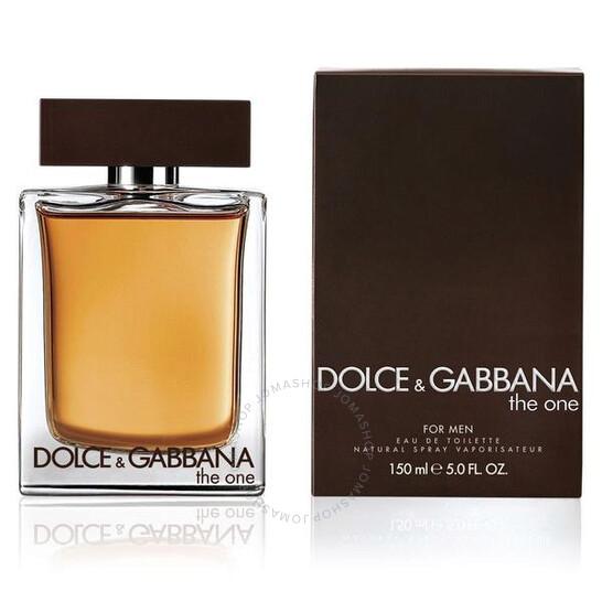 Dolce & Gabbana The One Men / Dolce & Gabbana EDP Spray 5.0 oz (150 ml) (m) | Joma Shop