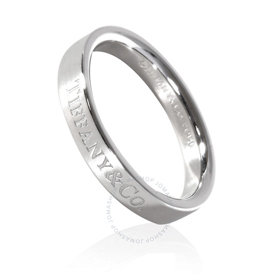 Tiffany & Co. Band Ring, Size  6.5 | Joma Shop