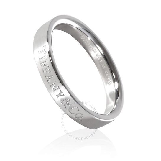 Tiffany & Co. Unisex Band Ring, Size 7 | Joma Shop