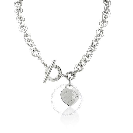 Tiffany & Co.Heart Tag Toggle Necklace