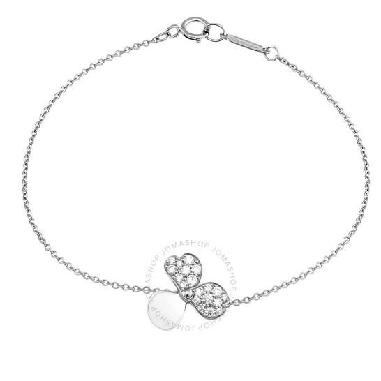 Tiffany & Co. Ladies Tiffany Paper Flowers Diamond Flower Bracelet | Joma Shop