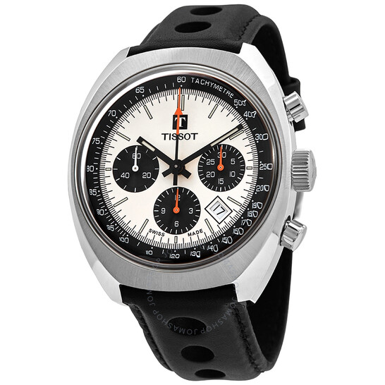 Tissot Heritage Chronograph Automatic Silver Dial Men's Watch T124.427.16.031.00   Joma Shop