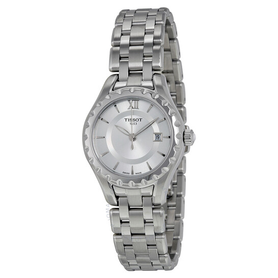 Tissot Lady Silver Dial Stainless Steel Ladies Watch T0720101103800 | Joma Shop