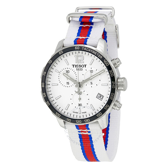 Tissot Quickster Los Angeles Clippers Chronograph Men's Watch T0954171703733 | Joma Shop