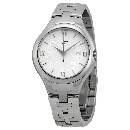 Tissot T-Trend Silver Dial Stainless Steel Ladies Watch T0822101103800 | Joma Shop